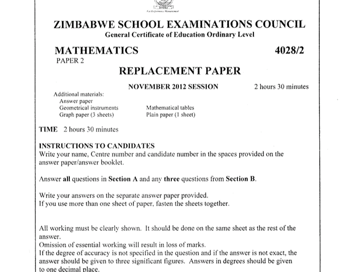 IMG 20210825 062349 Zimsec November 2012 Maths O level Paper 2.pdf