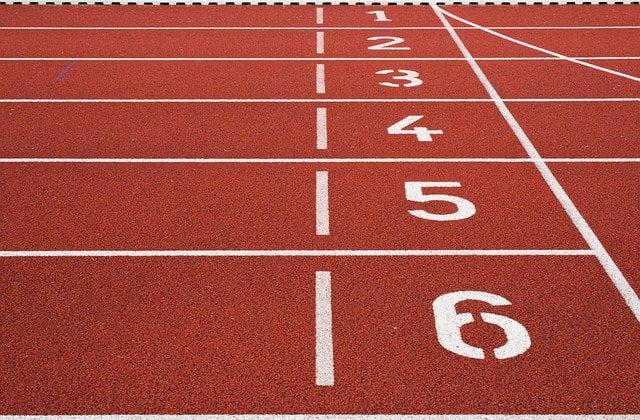 athletic field 1867053 640 Arithmetic progressions