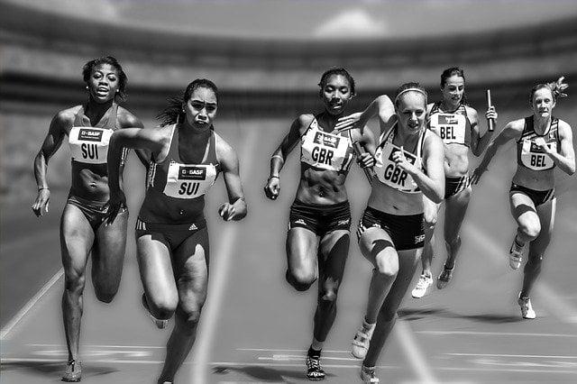 relay race 655353 640 Respiration