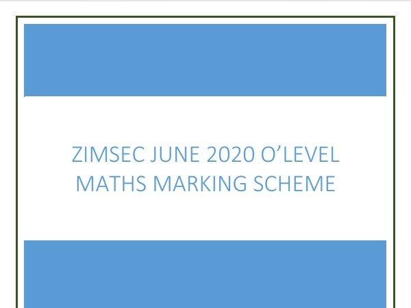 IMG 20201123 103737 434 Zimsec June 2020 Maths O Level Paper 1 Marking scheme.pdf