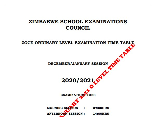 IMG 20201124 231244 806 Zimsec O level Exams Timetable for December 2020.pdf
