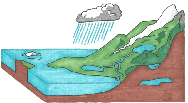 Water and its properties: the water cycle