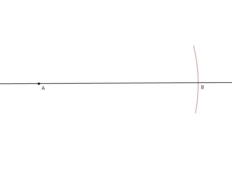 Construct a line
