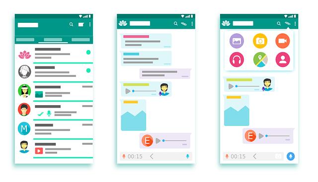 whatsapp interface 1660652 640 Effectiveness of E-Learning through WhatsApp
