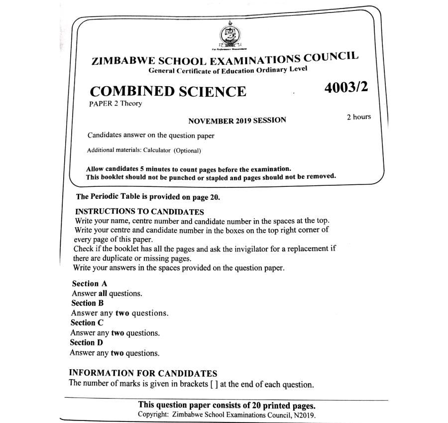 Zimsec November 2019 Combined Science Paper 2.pdf