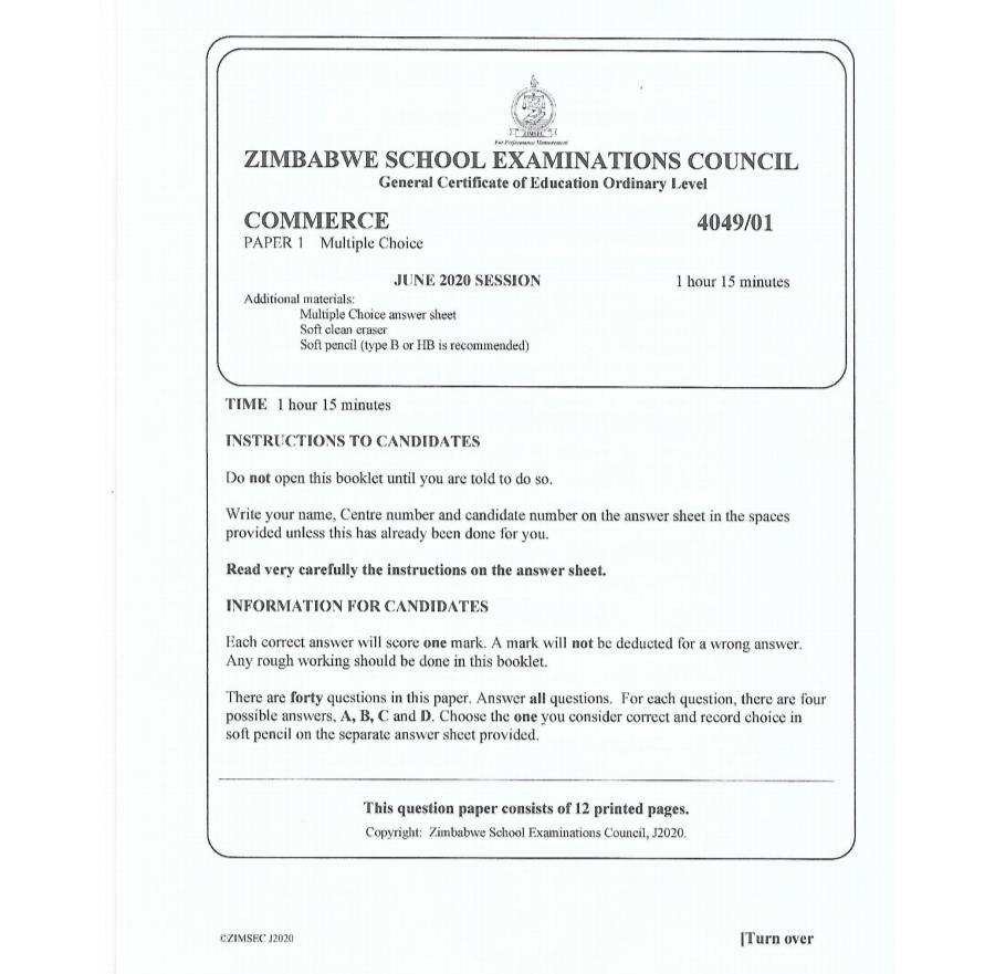 Zimsec June 2020 Commerce Paper 1.pdf